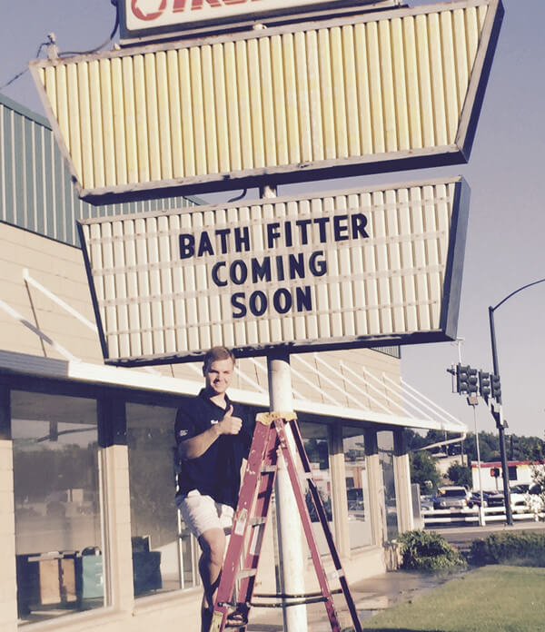 Bath Fitter Boise new location