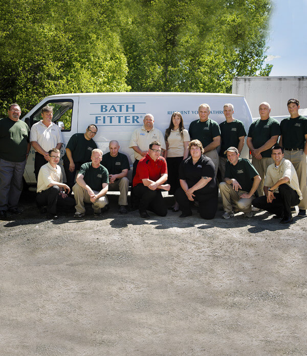 Bath Fitter employees
